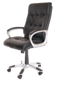 High Back Leather Office Black Computer Task Chair About TIMEOFFICE TIMEOFFICE, the professional office furniture supplier, provides a great variety of excellent office chairs including ergonomic desk