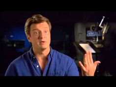 Nathan Fillion interview for Monsters University