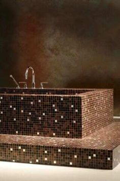 MosaicTiles.com.au - Nefertiti Mix Oro Bisazza Mosaic Glass Tiles, $7.75 (http://mosaictiles.com.au/nefertiti-mix-oro-bisazza-mosaic-glass-tiles)