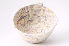 DIY: rope bowl