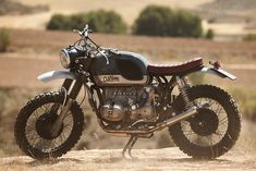 BMW by Cafe Racer Dreams