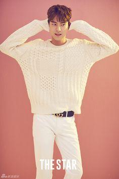 """[Photos] """"Scarlet Heart: Ryeo"""" Hong Jong-hyeon, """"I think a lot when I look at Lee Joon-ki and Kang Ha-neul"""" Hong Jong Hyun, Jung Hyun, Star Magazine, Trends Magazine, Joon Gi, Lee Joon, Asian Actors, Korean Actors, All Korean Drama"""