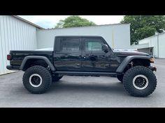 40s on the Jeep Gladiator Rubicon Evo Lift Kit KMC 2020 Akins - YouTube Jeep Jl, Jeep Truck, Jeep Wranglers, Jeep Gladiator, Lift Kits, Gladiators, Rubicon, Evo, Monster Trucks