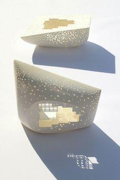 Vincent Derijk #paperart architecture
