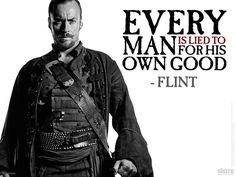 Captain Flint - Black Sails