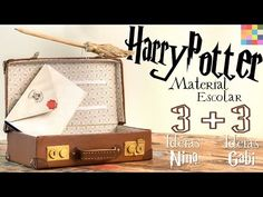 YouTube Harry Potter Diy, Diy Cardboard, Diys, Hogwarts, Youtube, Projects To Try, How To Make, Crafts, Party Ideas