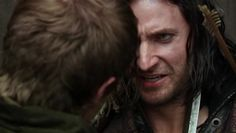 Close your eyes...... You'll remember — heliniel:   My Guy s03e01    I could kill for that...