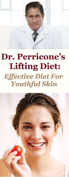 Weight loss is a great achievement for many people but it is usually associated with sagging skin and wrinkles. However, there is a certain type of diet that can help you with this issue as well. We are talking about the diet of Professor Nicholas Perricone from the University of Michigan which does not target the pounds but the enhancement of beauty. This well-known dermatologist developed a special diet that can improve the color and contour of the face providing you with youthful skin.