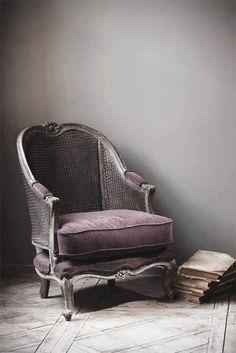 Purple velvet!!! <3