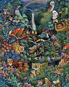 Rainbow+Rainforest