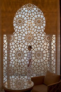 Hotel Chic   Exotic Glamour: The Royal Mansour in Marrakech