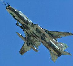 Avión de guerra iraquí. ¿Dónde están?