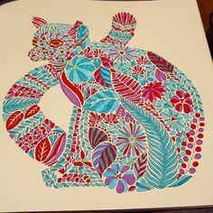 Fish From Millie Marottas Animal Kingdom Colouring Book