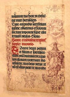 Albrecht Dürer, Drawing, Prayer Book of Emperor Maximilian I. Medieval Manuscript, Medieval Art, Illuminated Letters, Illuminated Manuscript, Maximilian I, Types Of Lettering, Hand Lettering, Prayer Book, Beautiful Fonts