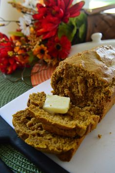 Pumpkin bread 5