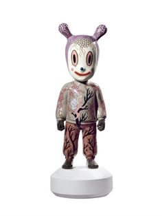 Lladro Lladro' - The Guest By Gary Baseman on shopstyle.co.uk