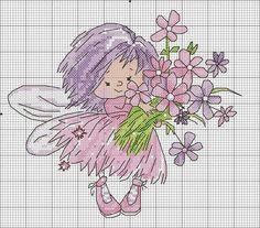 Фея квітів