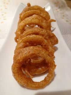 AMAZING!!! Beer Battered ONION RINGS