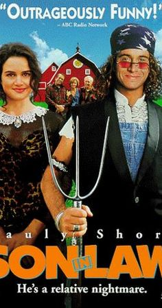 Directed by Steve Rash. With Pauly Shore, Carla Gugino, Lane Smith, Cindy… Indie Movies, All Movies, Action Movies, Great Movies, Movie Tv, Son In Law Movie, Pauly Shore, Brendan Fraser, Carla Gugino
