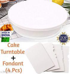 Dinnerware & Serving Pieces Cake Stand  Material: Plastic Pack: Pack of 1 Country of Origin: India Sizes Available: Free Size   Catalog Rating: ★4.2 (439)  Catalog Name: Best Cake Stands CatalogID_1200820 C136-SC1602 Code: 383-7463542-639