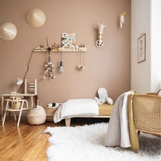 Kid room decor - my scandinavian home A Charming French Family Home Full of Inspiring Details