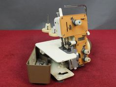 Brother Homelock TE4-B505 (3 thread) serger