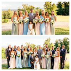 Congratulations to Taryn Gordon on her wedding day. Bridesmaids and flower girl dress from #patsbridals #bridal #bridalparty #bride #bridesmaids #bridesmaidsdress #bridesmaidsdresses #wedding #MiamiWedding #miamibride