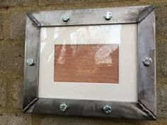 Image result for industrial picture frames