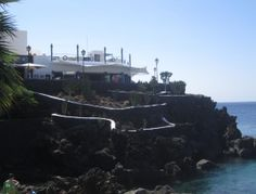 www.travelalone.nl  De haven, Puerto del Carmen