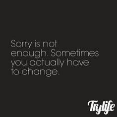 Or its just too late for empty apologies... Change it already.