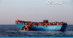 Capitão joga refugiados cristãos ao mar para que parassem de orar