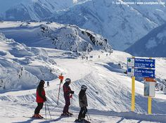 Spring Skiing at Whistler     #smoothestdayever Whistler, Places Ive Been, Places To Visit, Old Time Radio, Ski Vacation, City Break, Vancouver, Mount Everest, Skiing