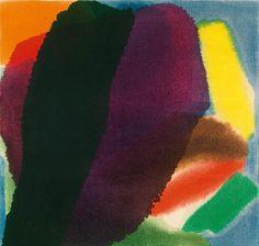 Gottfried Mairwöger, Ohne Titel, Öl auf Leinen, 89,5 x 88 cm