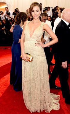 Jessica Alba The Met Ball 2014