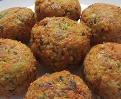 Rezept Falafel vegan Ruck Zuck von jewel79 - Rezept der Kategorie Hauptgerichte mit Gemüse