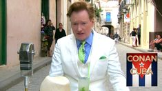 Watch the first four minutes of Conan O'Brien's one-man mission to meet the Cuban people and make some friends. More CONAN in Cuba @ http://teamcoco.com/cuba...