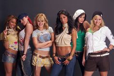 Pussycat Dolls' sexiest song: 'Don't Cha' or 'Buttons'?