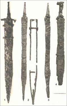 "P. Davoli and C. Miks. (2015). A New ""Roman"" Sword from Soknopaiou Nesos (El-Fayyum, Egypt). ISAW Papers, 9."