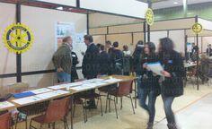 """""""Forum des métiers"""" avec le """"Rotary club"""" à Bernay..."""