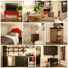 Alexis and Craig's brand new basement apartment #IncomeProperty HGTV