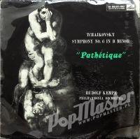 Tschaikowskys Sinfonie Nr. 6 in h-Moll Pathetique Rudolf Kempe Philharmonia Orchestra ALP 1566 Vinyl-Schallplatten Klassische Musik
