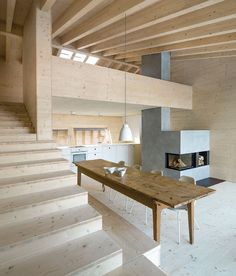 Yonder architecture, Haus P
