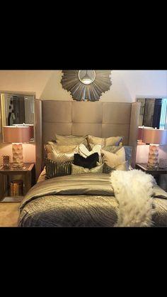Mirrors Behind Lamps On Pinterest Brighten Room Mirror