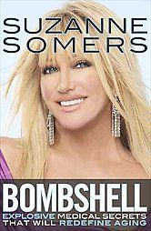 Suzanne Somers new book Bombshell