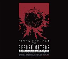 Game Music,Before Meteor: FINAL FANTASY XIV Original Soundtrack ,Blu-ray  listed at CDJapan! Get it delivered safely by SAL, EMS, FedEx and save with CDJapan Rewards!