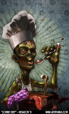 Zombie Rules, Zombie Art, Apocalypse Tattoo, Zombie Monster, October Art, Zombie Apocolypse, Creepy Stories, Dark And Twisted, Dark Pictures