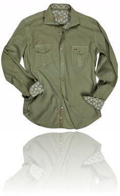 Verde militare e dettagli #Floreal Seguici su #RedisRappresentanze www.redisrappresentanze.it