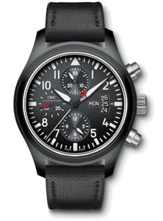EMWA : IWC - TOP GUN Pilot Automatic Chronograph
