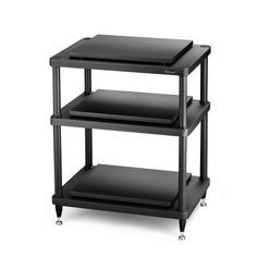 S5-3 | Hi-Fi Audio Rack | 3 Shelves | Solidsteel