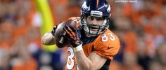 Wes Welker-WR- Denver Broncos. Praying you, Peyton Manning and the Broncos Win the Super Bowl on Sunday, February 2, 2014!